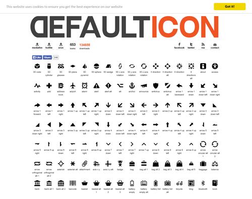 Defaulticonの画像